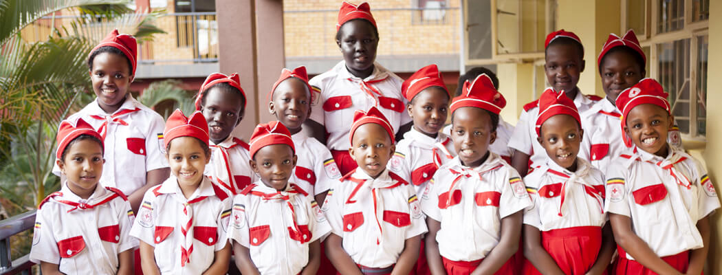 Kampala Parents School - Girl Guides
