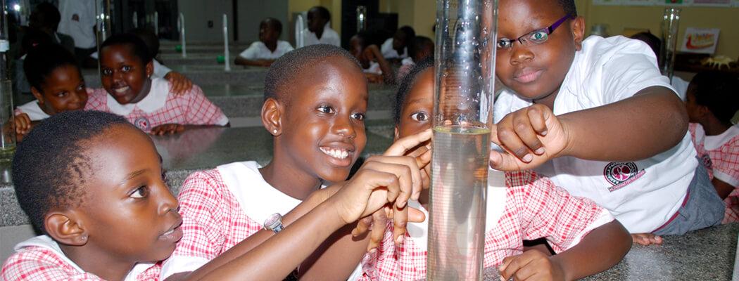 Kampala Parents School - Science Laboratory