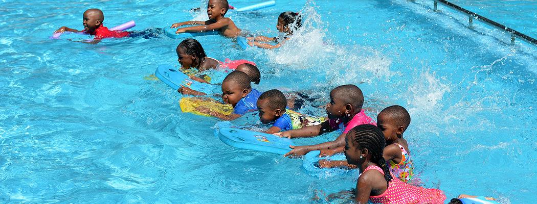 Mental and Health Development (swimming)