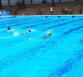 Swiming competitions